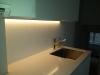 Ledstrip onder keukenkasten