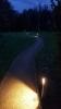 Wever En Ducré tuinverlichting langs pad