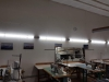 Led verlichting atelier